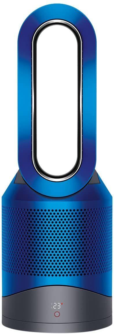 【新品】ダイソン 空気清浄機能付 ファンヒーター Dyson Pure Hot + Cool Link HP03IB アイアン/ブルー