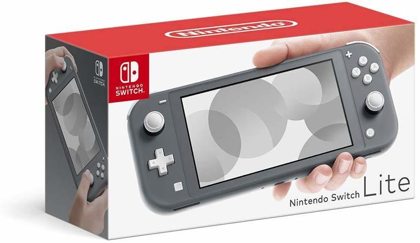 平日15時まで入金確認後ご注目で当日発送 休業日は出荷作業を行っておりません 新品 任天堂 Lite 超特価SALE開催 グレー Switch Nintendo 営業