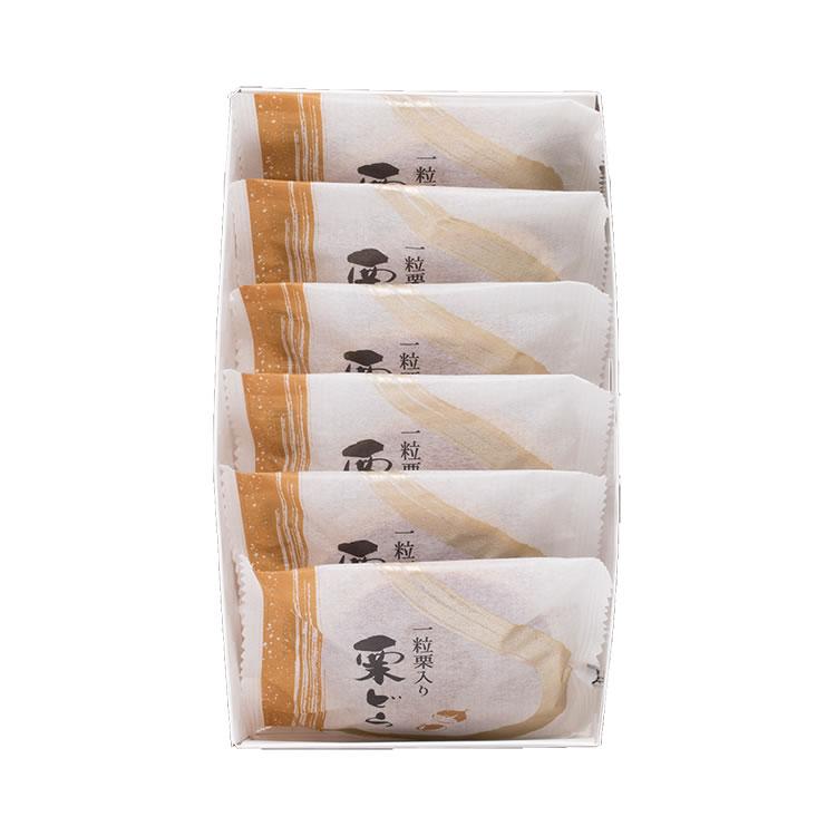 新発売 栗が丸々1粒入った 食べ応え十分などら焼き 栗どら 6個入 どら焼き 和菓子 ドラ焼き ギフト 十勝たちばな 手みやげ 贈り物 プレゼント 贈答品 お得なキャンペーンを実施中 手土産