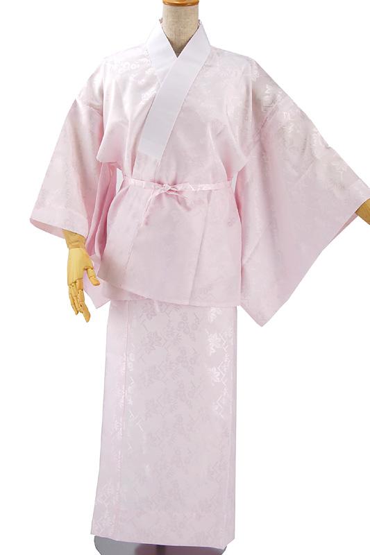 1 o. Washable at home long juban. o 1 half-collar with Jugendstil! Tailoring up bipartite expression nagajuban white
