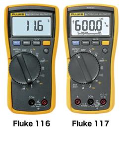 デジタルマルチメータ Fluke116