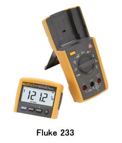 フルーク デジタルマルチメータ Fluke233
