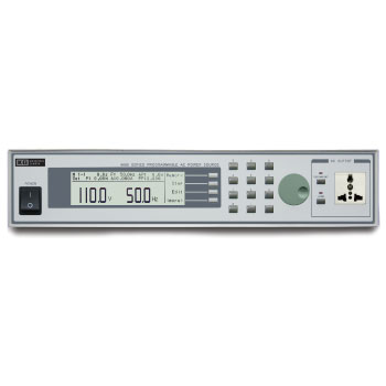 計測技術研究所 AC電源 6630