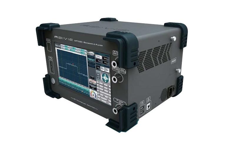 リーダー電子 ADIVIC MP7200 RFレコーダ/プレーヤ