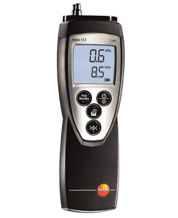 テストー 差圧計 TESTO 512-1(0~2hPa)