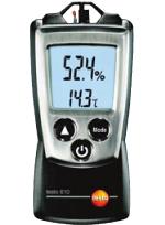 テストー 温湿度計 TESTO610