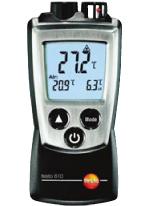 テストー 赤外線放射温度計 TESTO810