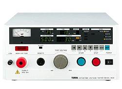 鶴賀電機 耐電圧試験器 8528