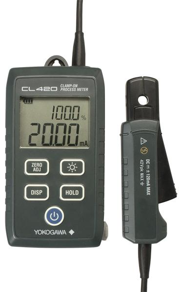 横河計測 計装信号 クランプテスタ CL420