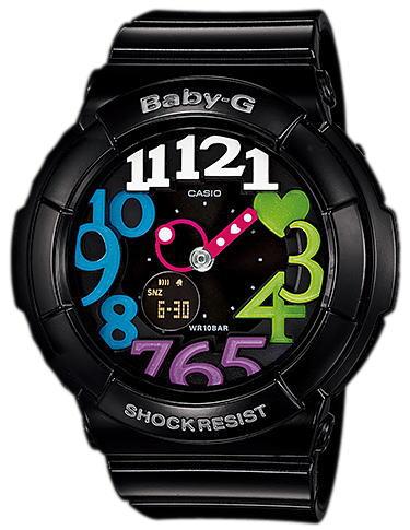 【お取り寄せ商品】カシオベビーG 国内品  《Neon Dial Series》BGA-131-1B2JF