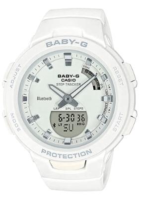 【あす楽対応商品】カシオ海外モデルBaby-G「G-SQUAD(ジー・スクワッド)」BSA-B100-7A