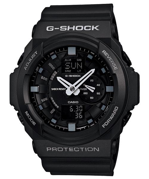 【あす楽対応商品】カシオG-SHOCK海外モデルアナデジコンビネーションGA-150-1A