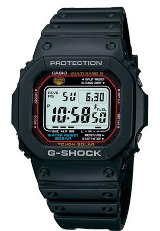 【あす楽対応商品】カシオG-SHOCK海外モデル 電波ソーラー GW-M5610-1