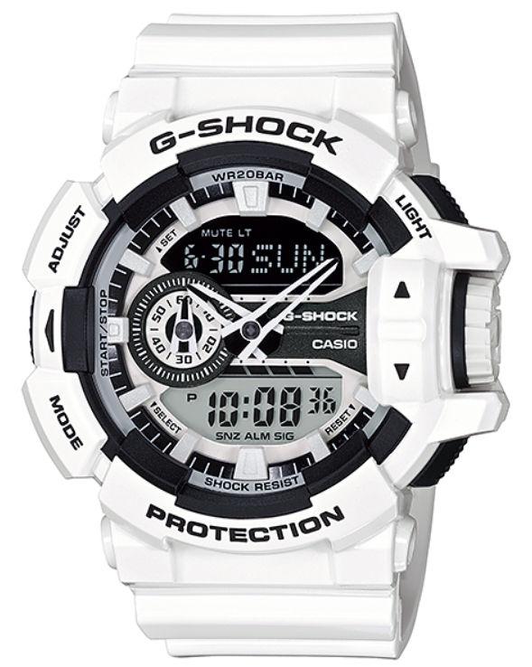 【特価品】カシオG-SHOCK海外モデルハイパーカラーズ ロータリースイッチGA-400-7A