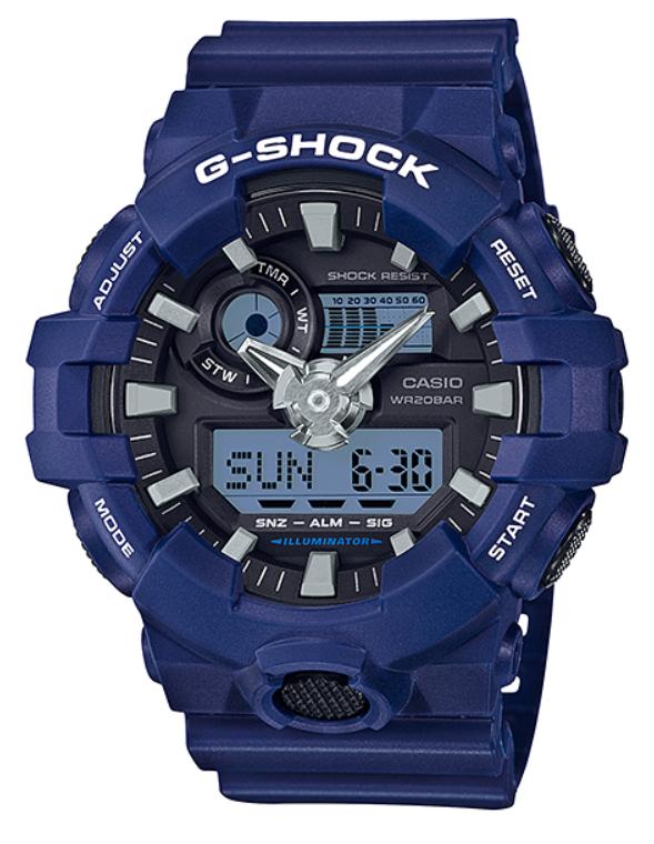 【あす楽対応商品】Gショック 海外モデル CASIO G-SHOCK GA-700-2A