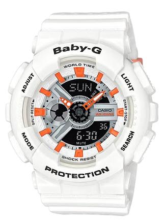 【特価品】カシオ海外モデルBaby-G「Punching Pattern Series パンチング・パターン・シリーズ 」BA-110PP-7A2