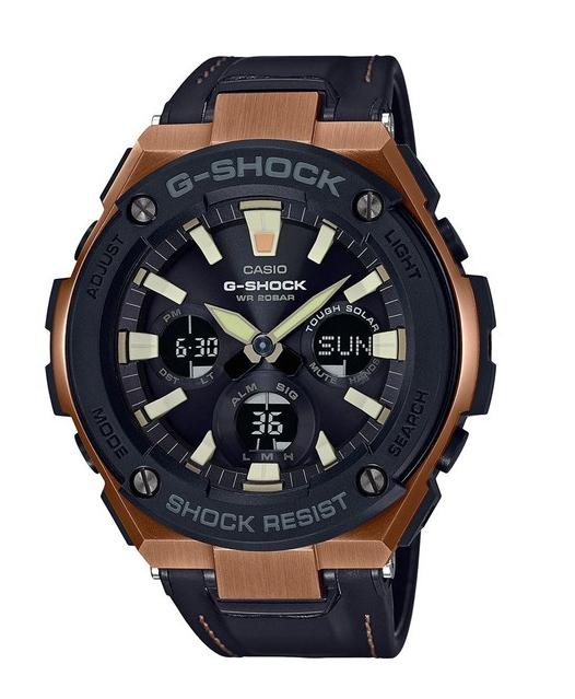 【特価品】カシオG-SHOCK海外モデル G-STEEL GST-S120L-1A