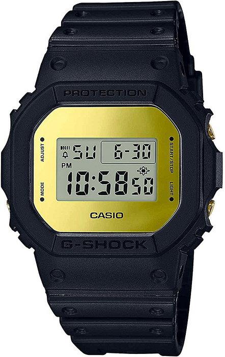 【あす楽対応商品】カシオG-SHOCK海外モデル メタリック・ミラーフェイス DW-5600BBMB-1