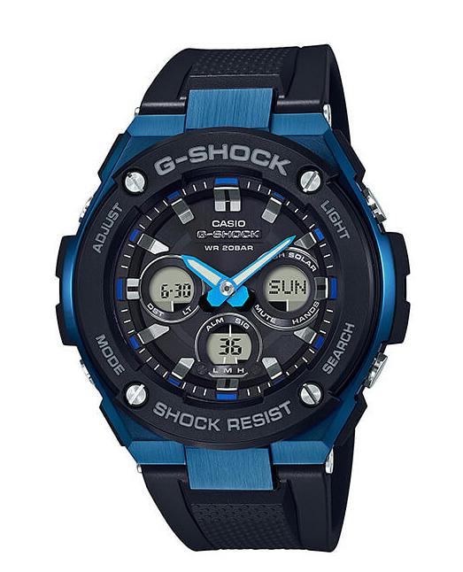 【あす楽対応商品】カシオG-SHOCK海外モデル G-STEEL GST-S300G-1A2