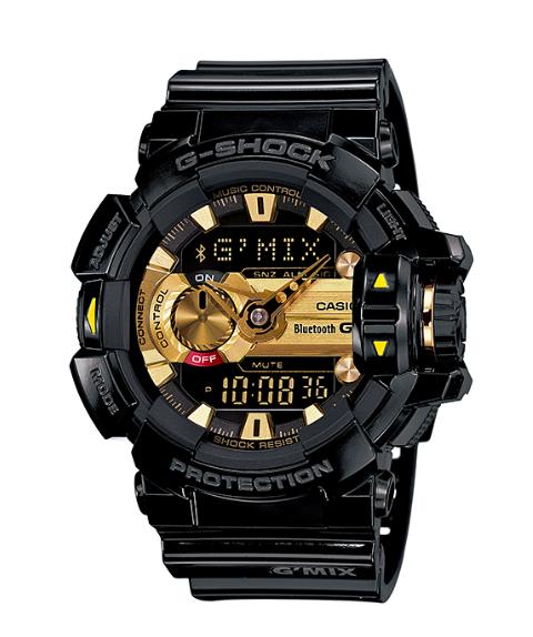 【あす楽対応商品】カシオG-SHOCK海外モデル「G'MIX(ジーミックス)」GBA-400-1A9