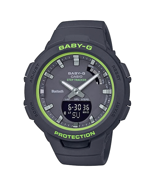 【あす楽対応商品】カシオ海外モデルBaby-G BSA-B100SC-1A