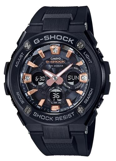 【あす楽対応商品】カシオG-SHOCK海外モデル GST-S310BDD-1A