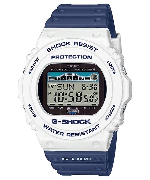 【あす楽対応商品】カシオG-SHOCK海外モデル GWX-5700SS-7