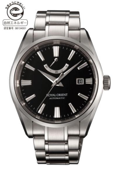 【お取寄せ品,送料無料】オリエント時計 Royal Orient自動巻きWE0031EK