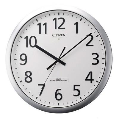 【お取寄せ品】シチズン大型電波掛時計「パルフィス484 」8MY484-019