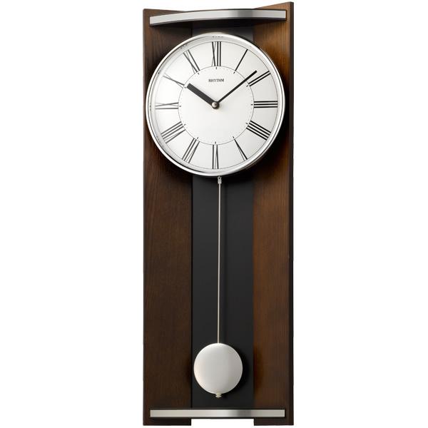 【お取寄せ品】リズム時計振り子掛時計「モダンライフM05」4MPA05RH06
