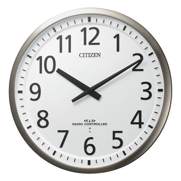 【お取寄せ品】シチズン電波掛時計【スリーウェイブM839】4MY839-019