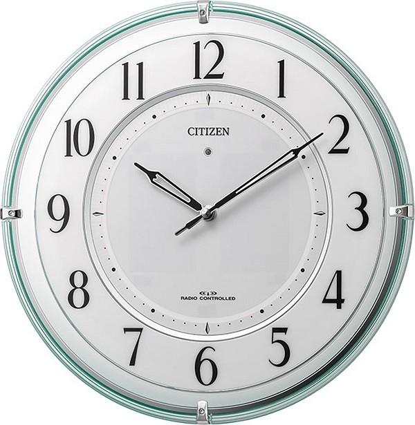 【お取寄せ品】シチズン電波掛時計 4MY851-005