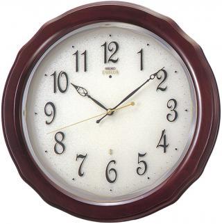 【お取寄せ品・送料無料】セイコークロック電波掛時計「セイコーエムブレム」HS521B【smtb-tk】
