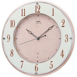 【お取寄せ品・送料無料】セイコークロック電波掛時計「セイコーエムブレム」HS524A【smtb-tk】