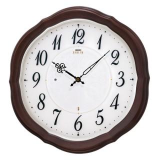 【お取寄せ品】セイコークロック電波掛時計「セイコーエムブレム」HS544B【smtb-tk】