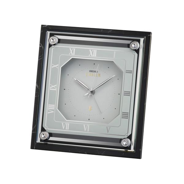 【お取寄せ品】セイコークロック目覚まし時計「セイコーエムブレム」 HR592K
