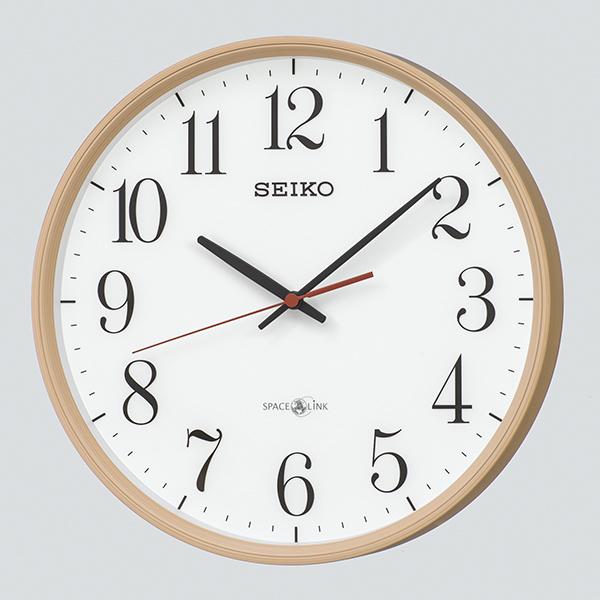 【お取寄せ品・送料無料】セイコークロック 衛星電波掛時計 GP220A