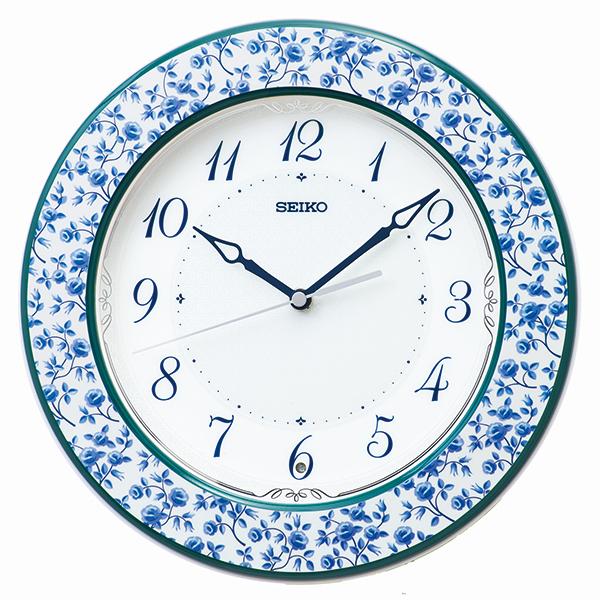 セイコー電波掛時計 KX266L 【お取寄せ品】セイコークロック 電波掛時計 KX266L