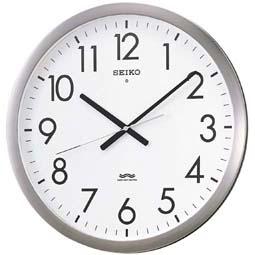 【お取寄せ品】セイコークロック電波掛時計 スイープKS266S