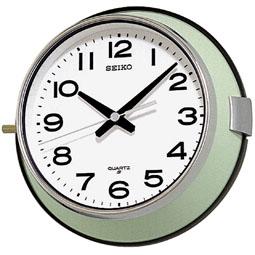 【お取寄せ品】セイコークロック掛時計 防塵型KS474M