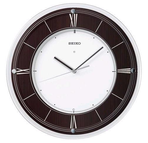 【お取寄せ品】セイコークロック電波掛時計「インターナショナル・コレクション」KX321B
