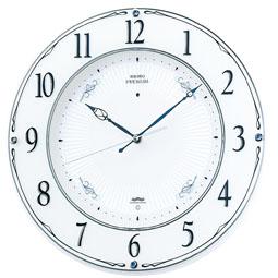 【お取寄せ品】セイコー電波掛時計「セイコープレミアム」LS230W