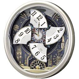 【お取寄せ品】セイコークロック電波掛時計「ウェーブシンフォニー」パフォーマンスRE561H