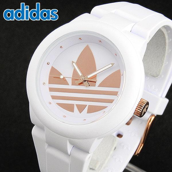 adidas アディダス ABERDEEN アバディーン ADH9085 レディース 腕時計 男女兼用 ユニセックス 白 ホワイ
