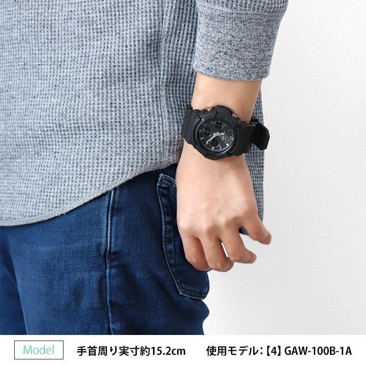 BOX訳あり CASIO カシオ G-SHOCK Gショック 電波ソーラー タフソーラー メンズ 腕時計 ウレタン 多機能 アナログ デジタル 黒 ブラック 銀 シルバー 青 ブルー 誕生日プレゼント 男性  海外モデル 商品到着後レビューを書いて3年保証 ブランド