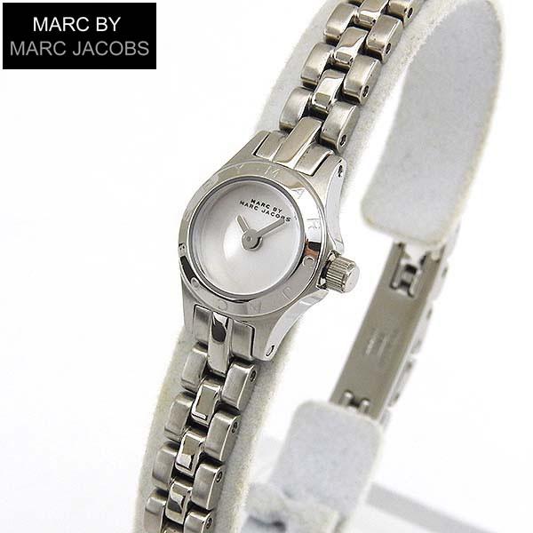 MARC BY MARC JACOBS MARCJACOBS マーク バイ マーク ジェイコブス MBM3340 Super Dinky Blade スーパーディンキーブレード レディース レディース 腕時計 新品 ウォッチ シルバー 海外モデル ギフト ブランド