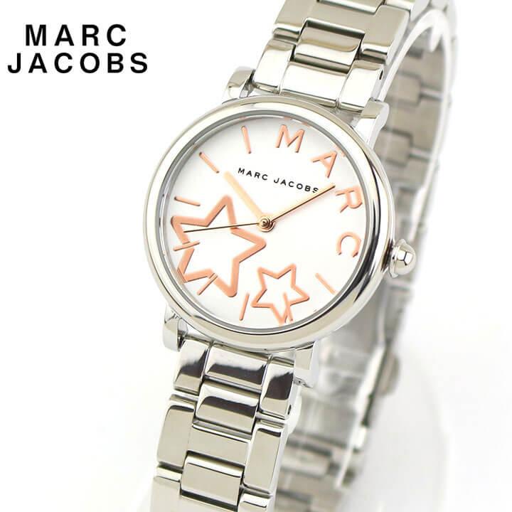 【送料無料】 Marc Jacobs マーク ジェイコブス MJ3591 Classic クラシック レディース 腕時計 メタル クオーツ カジュアル アナログ 白 ホワイト ピンクゴールド ローズゴールド 銀 シルバー 就職祝い 誕生日プレゼント 女性 ギフト 海外モデル