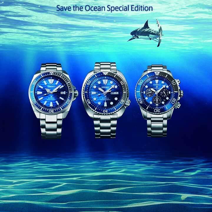 【先行予約受付中!5月24日発売予定】SEIKO セイコー PROSPEX プロスペックス ダイバーズ Save the Ocean メンズ 腕時計 自動巻き 青 ブルー 銀 誕生日プレゼント 男性 ギフト SBDY031 国内正規品 商品到着後レビューを書いて7年保証