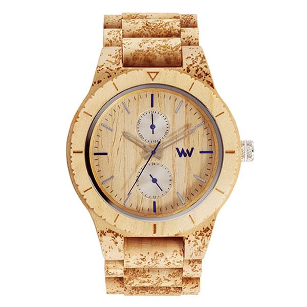 WEWOOD ウィーウッド KEAN STONE BEIGE 木製 9818163 メンズ 腕時計 ウォッチ ベージュ 国内正規品 誕生日プレゼント 卒業祝い 入学祝い ギフト ブランド