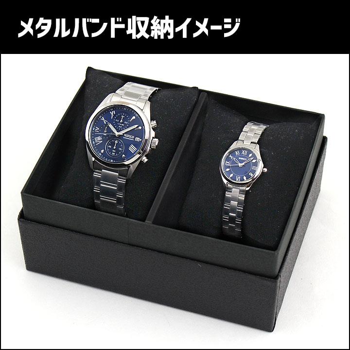 オリジナルペアBOX 腕時計 ウォッチケース 収納ボックス ペアボックス 紙箱 2本 卒業祝い 入学祝い ギフトボックス ブラック BOX 贈り物 箱 誕生日プレゼント 卒業祝い 入学祝い ギフト いい夫婦の日 プレゼント Pair watch ブランド